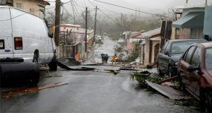 Hurricane Maria Knocks Out Electricity of Entire Puerto Rico