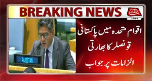 Pakistan Council Responses to Indian Allegations in UN
