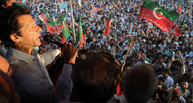NA-120: Imran to Lead Rally in Lahore Today