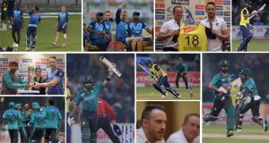 Glimpses of Azadi Cup