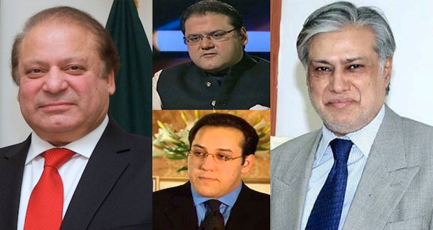 SC Rejects Review Petitions of Sharif Family, Dar
