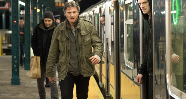 The Commuter Trailer Released Starring Liam Neeson