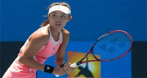 Pan Pacific Open : China's Qiang Stuns French Mladenovic