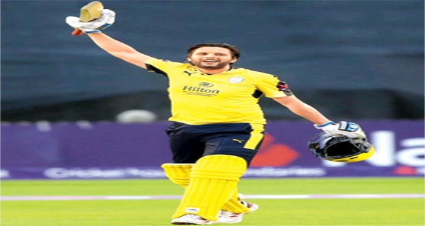 Afridi Likely to Make Surprise Entry in Second T20 Today