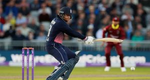 England Thrash West Indies by 7 Wickets in First ODI