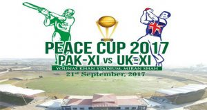 Peace Cup: UK Media XI Win Toss, Elect to Field Against Pak XI
