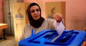 Voting Begins in Kurd-Dominated Region of Iraq