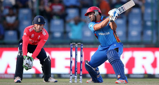 World T-20: England beat Afghanistan by 15 runs
