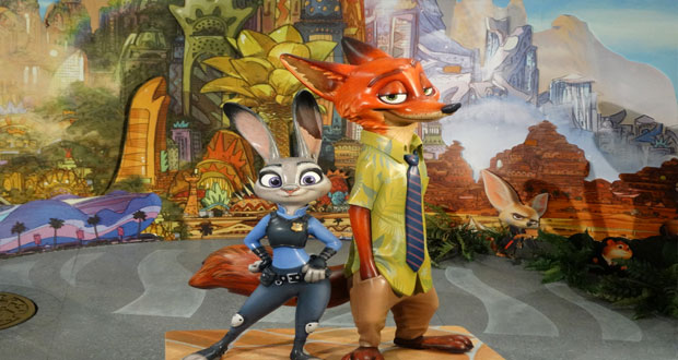 animated hollywood movie zootopia again poised to top at box