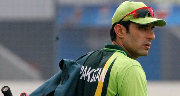 Fever Stops Misbah Ul Haq To Take Fitness Test In Nca