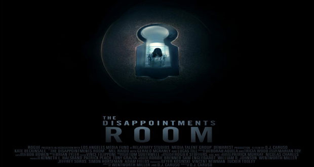 Trailer of Hollywood horror thriller The Disappointments Room ...