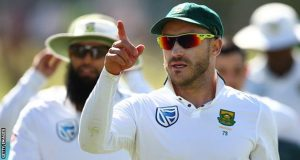 FAF Du Plessis To Play His Last Tournament