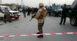 Kabul Attack Leaves 31 Dead