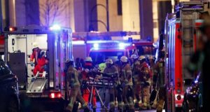 Nine killed, 50 injured as truck ploughs into market in Germany