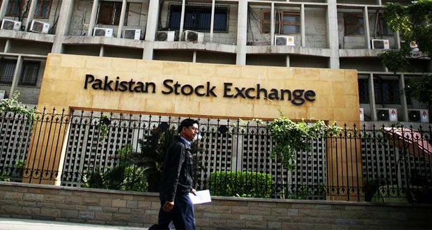 PSX 100-Index reaches new historic heights