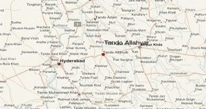 Tando Allah Yar: Car-tanker clash kills 1, injures 3