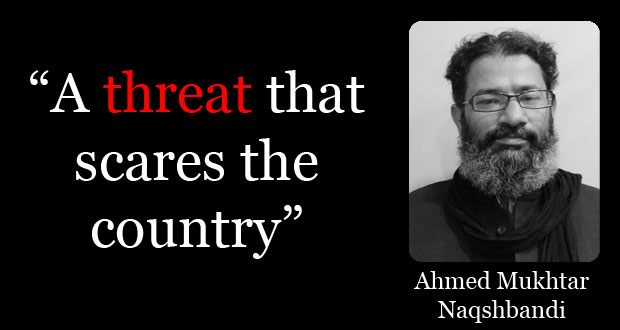 A Threat that Scares the Country