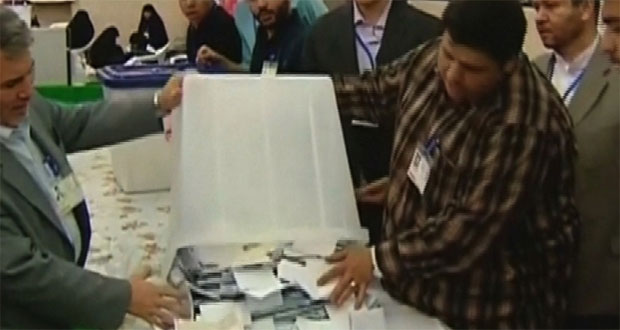 Vote-count underway as polling ends in Iran