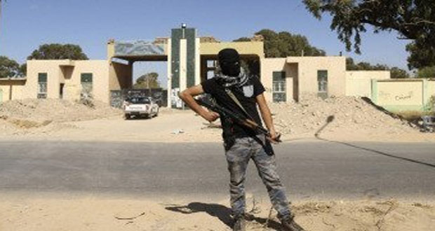 141 killed in attack on Libyan airbase: military sources