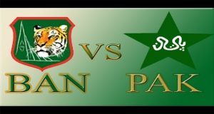 Pakistan to Face Bangladesh in Warm up Match Today