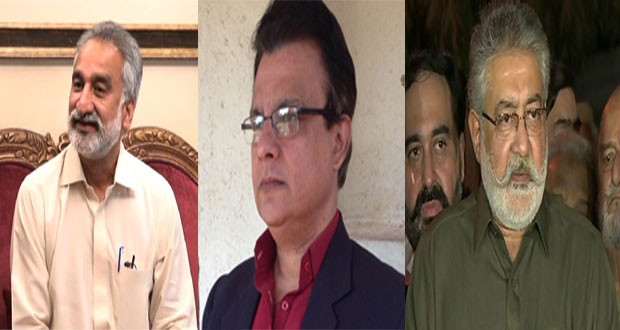 Opposition Parties flexes muscles against PPP in Sindh