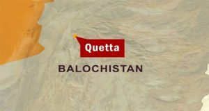 FC recovered huge cache of arms in the outskirt of Quetta