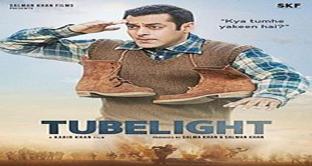 Ten Reasons We are Extremely Excited for Salman's 'Tubelight'