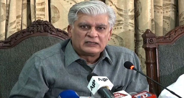 Corrupt Politicians Joining PTI for Dry Cleaning: Kirmani