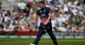 England Pacer Chris Woakes out of the Champions Trophy