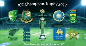 Glimpses of ICC Champions Trophy 2017