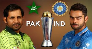 CT 17: Archrivals Pakistan , India Face-off Today