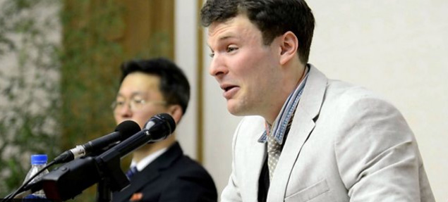 North Korea Releases US Student in Coma