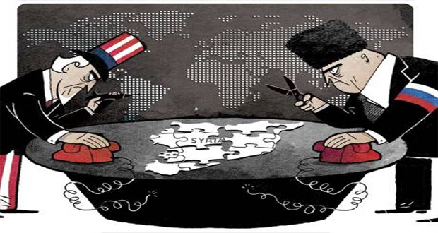 As Syria's War Enters its Endgame, Risk of US-Russia Conflict Escalates