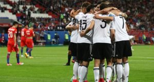 Germany, Chile Confederations Cup Ends in Draw
