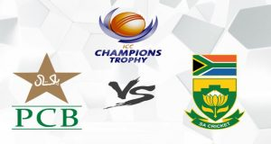 Champions Trophy: Wounded Pakistan to Face South Africa Today