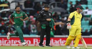 CT 17: Bangladesh, Australia Match Abandoned Due to Downpour