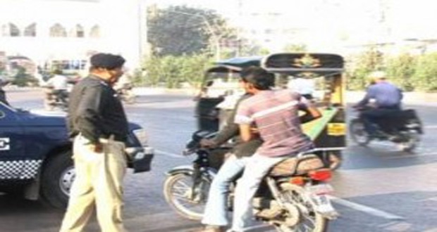 Pillion Riding Banned In Punjab For 2 Days On Muharram