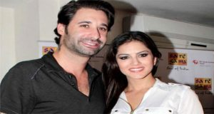 Sunny Leone and Hubby's Perfect Clicks