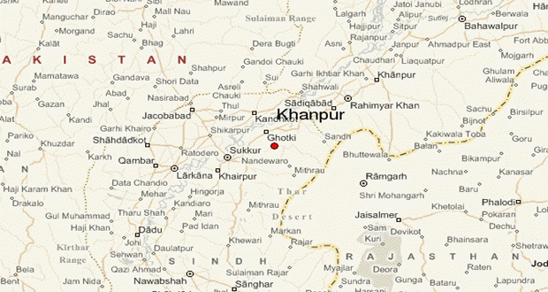 Fire Claims One Life In Khanpur