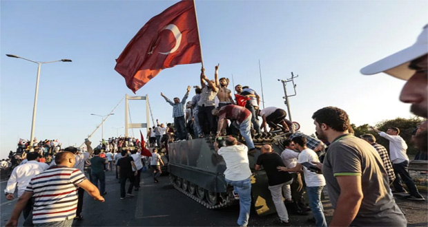 Turkish Military Coup: No Power Higher Than Power of People