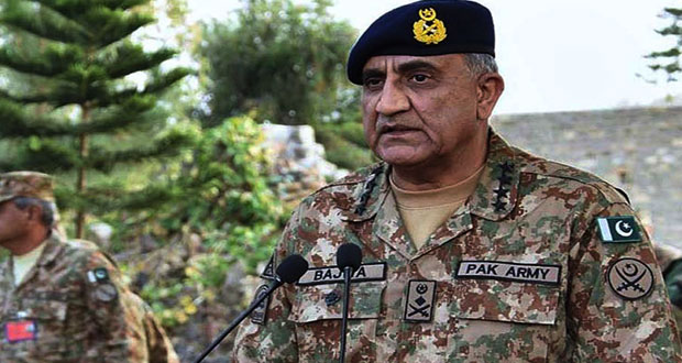 COAS Attends Funeral of Quetta Blast Martyred Soldiers