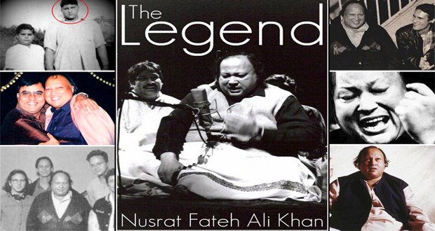 Pictorial Journey of Nusrat Fateh Ali Khan