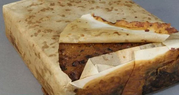 Century-Old Fruitcake Found In 'Almost Edible' Condition