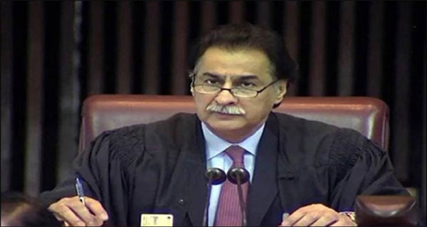 Non-reply of Questions: Speaker Adjourns NA Session in Protest