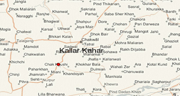 Kallar Kahar: Container Turns Turtle on Motorway, 4 Killed