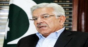 Pakistan To Play Role for Peace in Afghanistan: Kh Asif