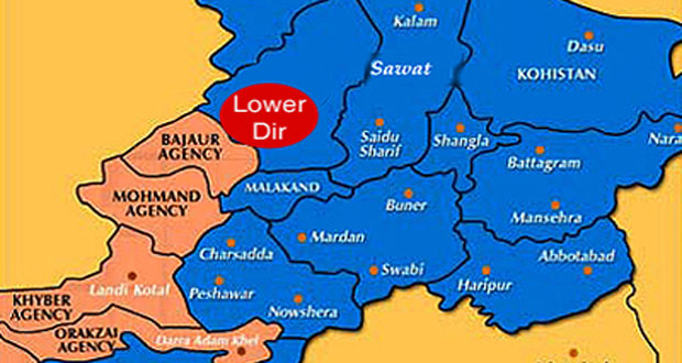 Roof Caves in, Two Dead After Heavy Rain In Lower Dir