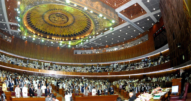 NA Session Prorogued till Tomorrow over Lack of Quorum