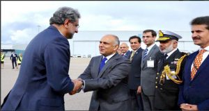 PM Shahid Leaves For New York To Attend UNGA