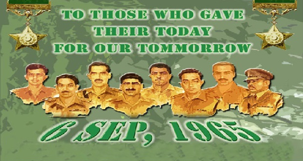 September 6: Pictorial Tribute To Martyrs